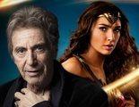 Al Pacino aún no se ha aprendido el nombre de Gal Gadot pero es fan de su 'Wonder Woman'