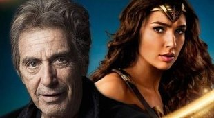 Al Pacino es fan de la 'Wonder Woman' de Gal Gadot
