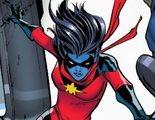 'Captain Marvel': Gemma Chan comparte el primer vistazo a la villana Minn-Erva