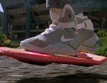 Las zapatillas originales de 'Regreso al futuro' se están descomponiendo
