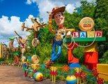 Abre sus puertas Toy Story Land, el parque temático en el que puedes convertirte en un juguete
