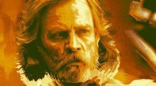 El remake machirulo de 'Star Wars: Los últimos Jedi' ya tiene póster