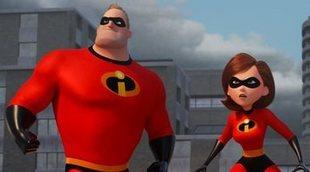 'Los Increíbles 2' supera en taquilla a 'Los Increíbles'