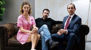 Luis Callejo y Juana Acosta hablan sobre el machismo en 'Jefe'