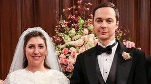 Mayim Bialik sufrió grabando la boda de Amy y Sheldon
