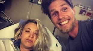 Kaley Cuoco se somete a una cirugía días después de su boda