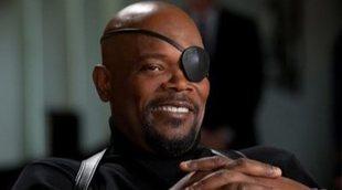 Samuel L. Jackson será digitalmente rejuvenecido en toda 'Captain Marvel'