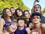 Las carrozas de 'Paquita Salas' y 'Vis a Vis' en el desfile del Orgullo LGTB 2018