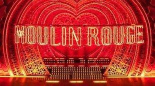 Así es el espectacular escenario del musical de Broadway de 'Moulin Rouge!'