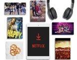Netflix pone puntos de Wi-Fi gratuito para que te descargues tus series
