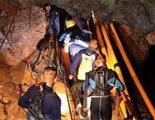 En marcha dos películas sobre el rescate de los niños de la cueva de Tailandia