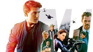 """Primeras críticas de 'Misión: Imposible - Repercusión': """"Una de las mejores películas de acción jamás hechas"""""""