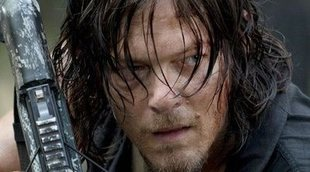 Primera imagen de Daryl en la temporada 9 de 'The Walking Dead'