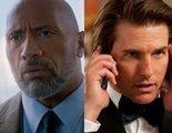 Dwayne Johnson y Tom Cruise tienen muchas ganas de trabajar juntos