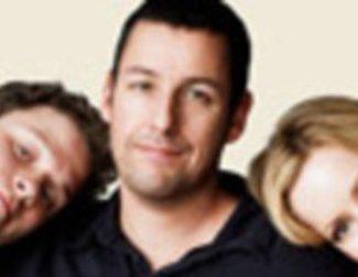 Hazme reir (Funny people), metacomedia Apatow