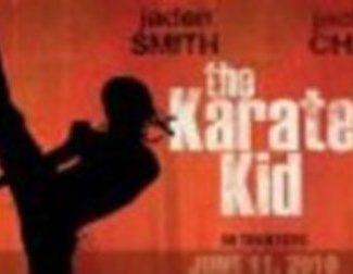 Ya ha comenzado el rodaje del nuevo 'Karate Kid'