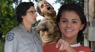 Nueva comedia de zombies con Selena Gomez y Adam Driver