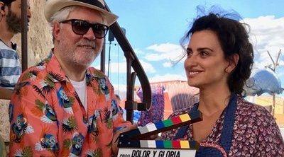 Pedro Almodóvar arranca el rodaje de 'Dolor y Gloria' con Penélope Cruz