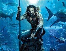 James Wan defiende ese detalle del póster de 'Aquaman'