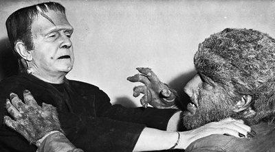'Frankenstein contra el hombre lobo' y otros 9 crossovers de la gran pantalla