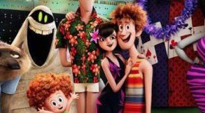 'Hotel Transilvania 3' debuta con éxito en la taquilla española