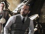 'Animales Fantásticos: Los crímenes de Grindelwald': Jude Law opina sobre la polémica de la sexualidad de Dumbledore