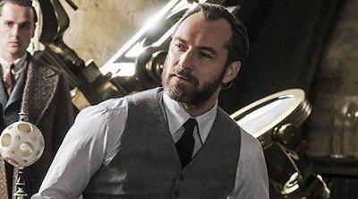 Jude Law opina sobre la sexualidad de Dumbledore en 'Animales Fantásticos'