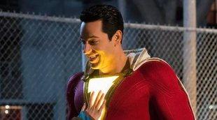 'Shazam': Nuevas imágenes llenas de Easter Eggs de Batman y Superman
