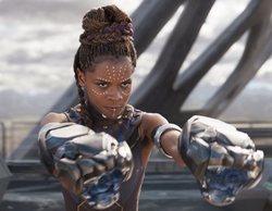 Esta ilustración reúne y celebra a los personajes femeninos de Marvel