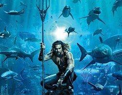 Primer vistazo a los dragones marinos gigantes que veremos en 'Aquaman'