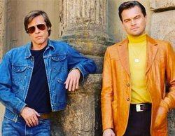 Brad Pitt y Leonardo DiCaprio rechazaron 'Brokeback Mountain'