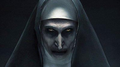 El director de 'La monja' afirma haber visto fantasmas en el set de rodaje