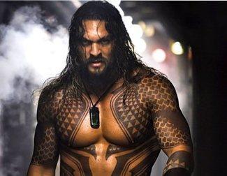 'Aquaman': Así es el look de Jason Momoa con el traje clásico del superhéroe