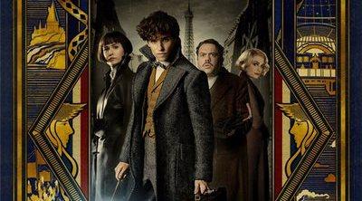 Nuevo póster de 'Animales Fantásticos: Los crímenes de Grindelwald'