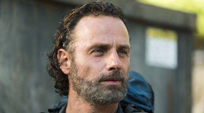 Andrew Lincoln rompe su silencio sobre su salida de 'The Walking Dead'