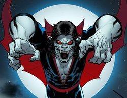 Primeros detalles del villano y personajes de 'Morbius', el vampiro de Marvel