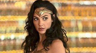 'Wonder Woman 1984' y la escena de acción vista en la Comic-Con
