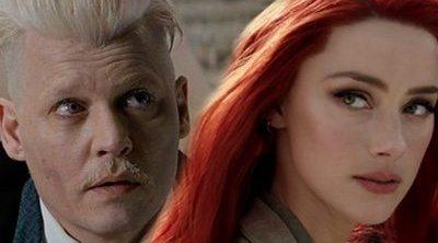 Johnny Depp y Amber Heard casi se encuentran en la Comic-Con 2018