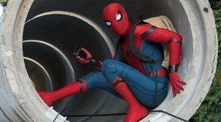 'Spider-Man: Far From Home': Tom Holland lo da todo en su entrenamiento para el rodaje