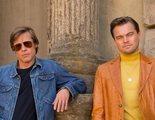 'Once Upon a Time in Hollywood': Primeras fotos de Brad Pitt y Leonardo DiCaprio en el set de rodaje