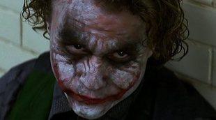 ¿Cómo se diseñó ese look del Joker de Heath Ledger?