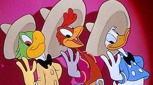 Disney tiene oculta una serie de 'Los tres caballeros'