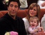 'Friends': Así han crecido las gemelas que interpretaron a Emma, la hija de Rachel y Ross