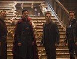 Esta broma sobre Sherlock Holmes iba a aparecer en 'Infinity War'