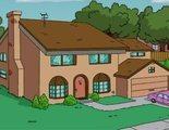 Éxito, abandono y olvido: la historia de la réplica de la casa de 'Los Simpson'