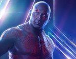 Dave Bautista amenaza con abandonar 'Guardianes Vol. 3' si no utilizan el guión de James Gunn