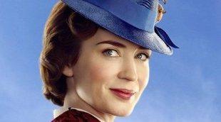 Nueva imagen de 'El regreso de Mary Poppins' con Emily Blunt