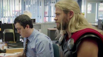 'Avengers: Infinity War': El compañero de piso de Thor sobrevivió al chasquido de Thanos
