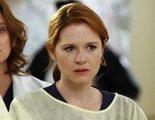 'Anatomía de Grey': Sarah Drew (April Kepner) habla de su despido: 'Fue duro oírlo'