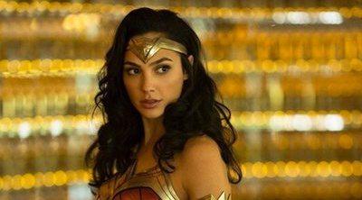 El reparto de 'Wonder Woman 1984' rinde homenaje a 'El club de los cinco'
